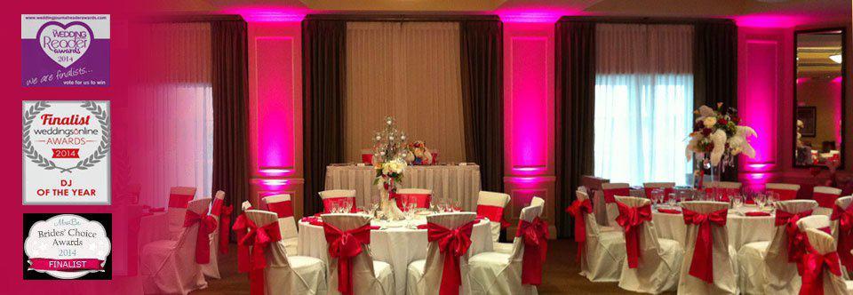 Wedding Uplighting Galway