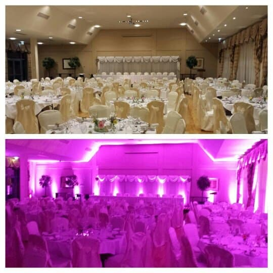 The Park Hotel Kiltimagh Dj Tommy Elliott Uplighting